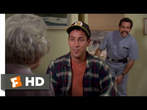 Happy Gilmore (2/9) Movie CLIP - This Place Is Perfect (1996) HD
