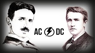 The Current War | Nikola Tesla vs Thomas Edison