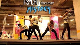 K-Hyung: HISTORY(히스토리) _ Psycho(싸이코) Dance Cover
