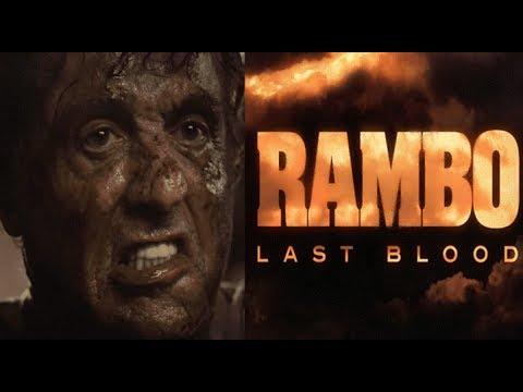 Джон Рэмбо - всегда кровь