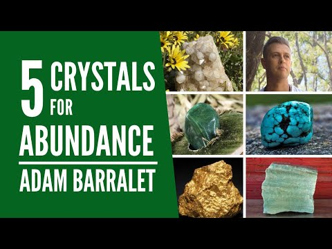 5 Crystals for Abundance