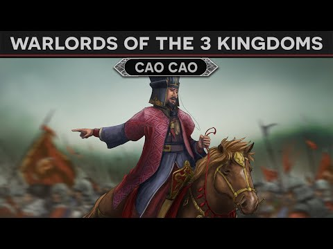 Warlords of the Three Kingdoms - Cao Cao