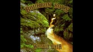 Bourbon Boys - Drinking whiskey
