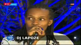 DJ Lapoze on Youth Cafe (Part 3)