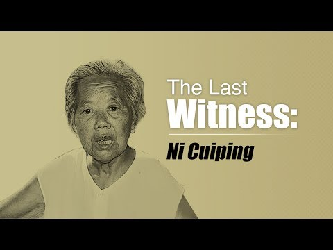 The Last Witness: The scare can never be forgotten
