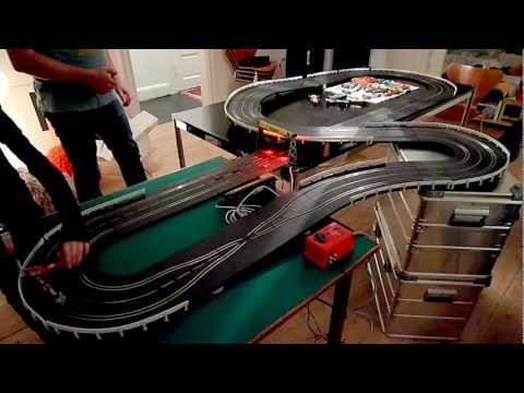 Fleischmann Autorennbahn slot car track