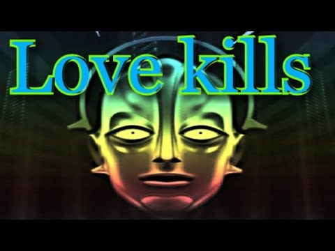 "Freddie  Mercury ""love kills""  Remix (Metropolis Montage Video)"