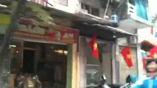 preview picture of video 'Old Quarter Hanoi, Vietnam'