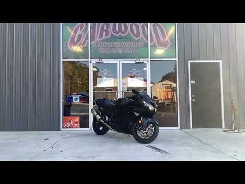 2012 Kawasaki ZX-14 in Lexington, North Carolina - Video 1
