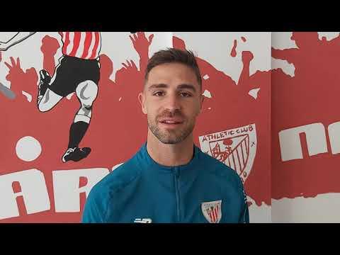 🎙️ Yeray Álvarez I pre Athletic Club – Real Betis  I Mensaje para la Peña Beurko Berria