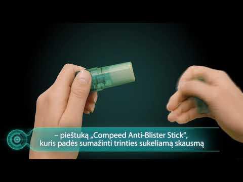 COMPEED pieštukas nuo nutrynimų, 8 ml