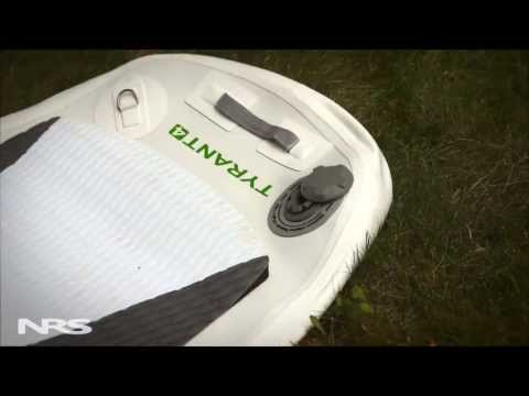 How to Inflate a SUP Board