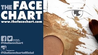Makeup Face Chart: Creating Skin With Creams