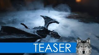 GAME OF THRONES: STAFFEL 8 - Erster Teaser!