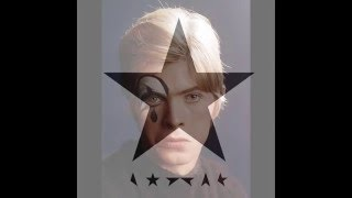 Did David Bowie knew he'll die today?