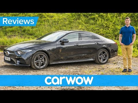 New Mercedes CLS 2019 in-depth review | carwow Reviews