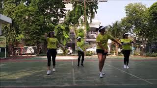 Cosmos Line Dance, Azzora Line Dance