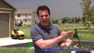 How To Install An Asphalt Driveway