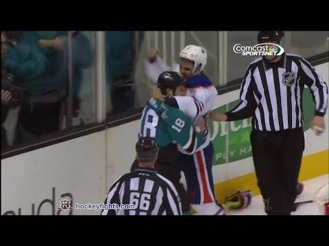 Mike Brown vs. Mark Fraser