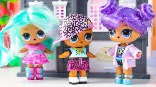 Мальчик ЛОЛ! Распаковка ЛОЛ Сюрприз Декодер Видео про игрушки и Куклы LOL Surprise toys