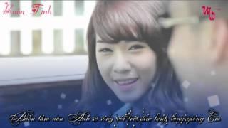 Buồn Tình - Tam Hổ [Video - HD Lyric] ♥♪ *¨¨♫*•♪ღ♪
