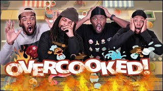 The BEST Team Of Chefs Ever To Do It! (Overcooked Story Ep.1)