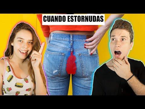 SOLO LAS MUJERES ENTENDERÁN ESTE VIDEO  (con una chica)