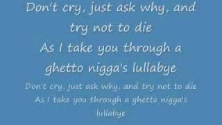 2pac Ghost Lyrics