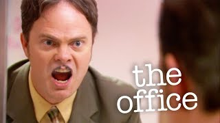 Dwight Finds The Pervert - The Office US