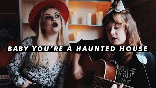 Gerard Way   Baby You're A Haunted House (ACOUSTIC COVER LOL)