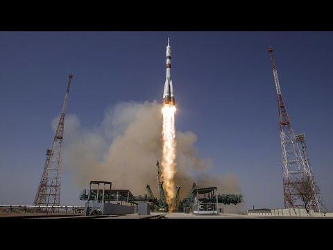 ISS: Σογιούζ σε επετειακή αποστολή