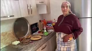 فطور غزال 😋من يدين مي نعيمة لضيافها