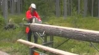 LOGOSOL TIMBER JIG -portable saw bench - Most Popular Videos
