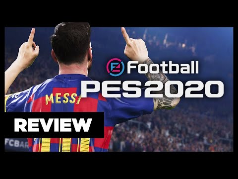 Pro Evolution Soccer 2020 Review