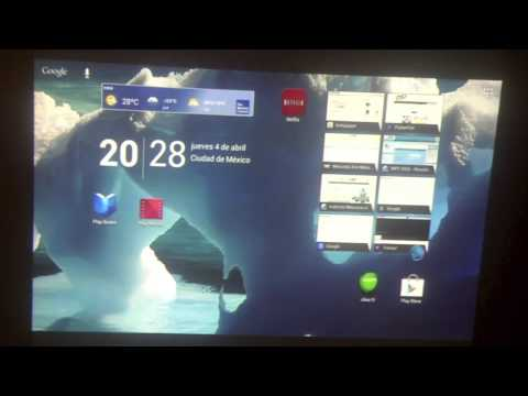 Conectar tablet con HDMI a proyector VGA