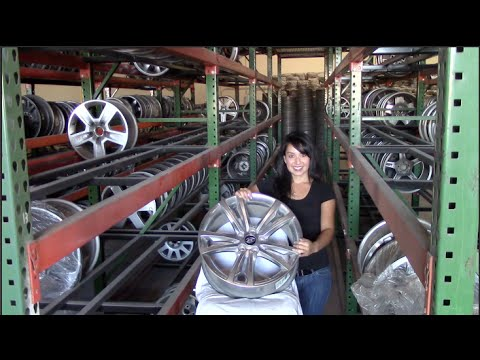 Factory Original Hyundai Rims & OEM Hyundai Wheels – OriginalWheel.com