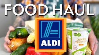 Überraschend gesunder Einkauf bei ALDI