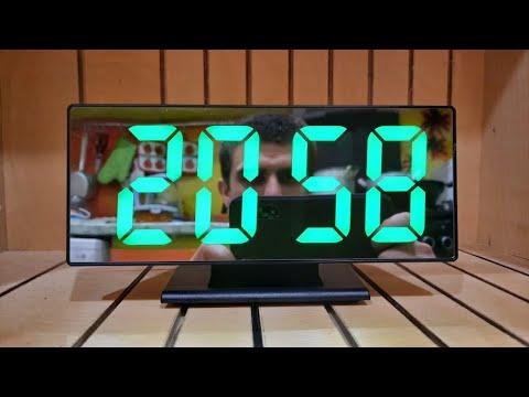 VST DS-3618L . Настольные электронные часы. Инструкция по эксплуатации.