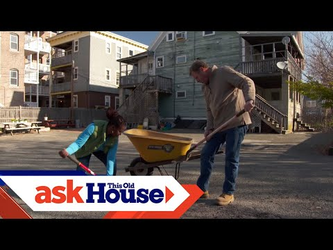 How to Repair an Asphalt Pothole   Ask This Old House