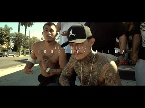 "SOLDIER LOKS ""YOU KNOW WHAT IT IS"" (OFFICIAL MUSIC VIDEO) Directed By DSTRUCTIVE FILMZ"