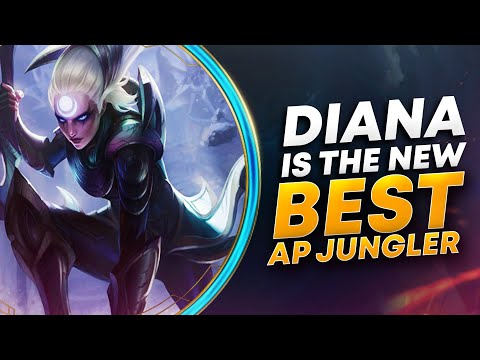 RANK 1 PLAYS THE NEW BEST AP JUNGLER !?| League of Legends