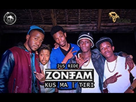 ZONE FAM, KUS MA, TIRI   JUS RIDE (OFFICIAL VIDEO)