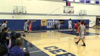 6'1- Point Guard-Charlton Offermans AAU Mix-Class of 2017