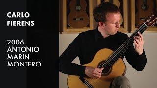 Carlo Fierens plays Tedesco Sonata Op. 77