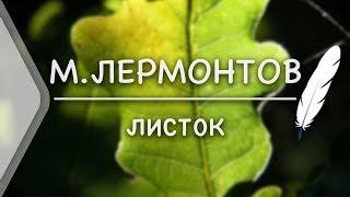 М.Лермонтов - Листок (Стих и Я)