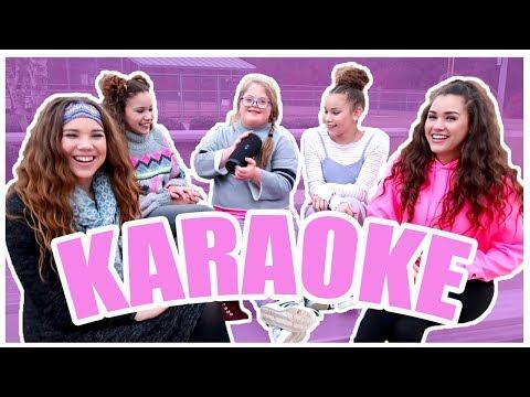 Try Not To Sing Along Challenge! (Sarah & Haschak Sisters Karaoke)
