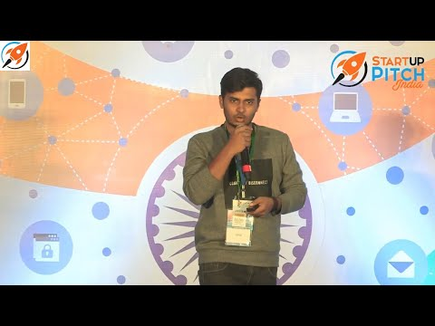 Toch | AI-based Visual Interactive Platform | Startup Pitch India