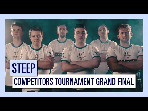 Steep™: Road to the Olympics – Competition Grand Final – Winning a ticket to the Opening Ceremony