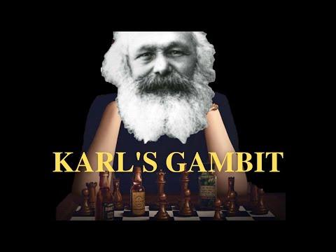 Karl's Gambit - Marx and Chess