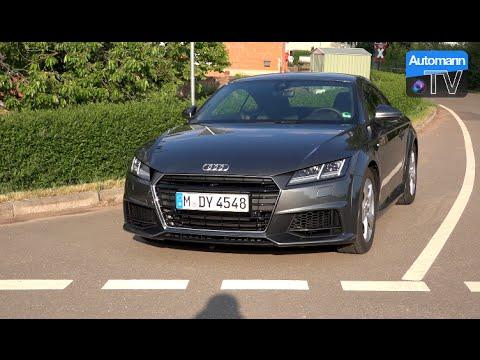 2015 Audi TT (230hp) Manual - DRIVE & SOUND (60FPS)
